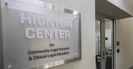 hickton center door