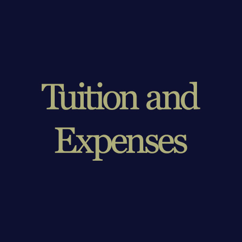 Tuition and Expenses